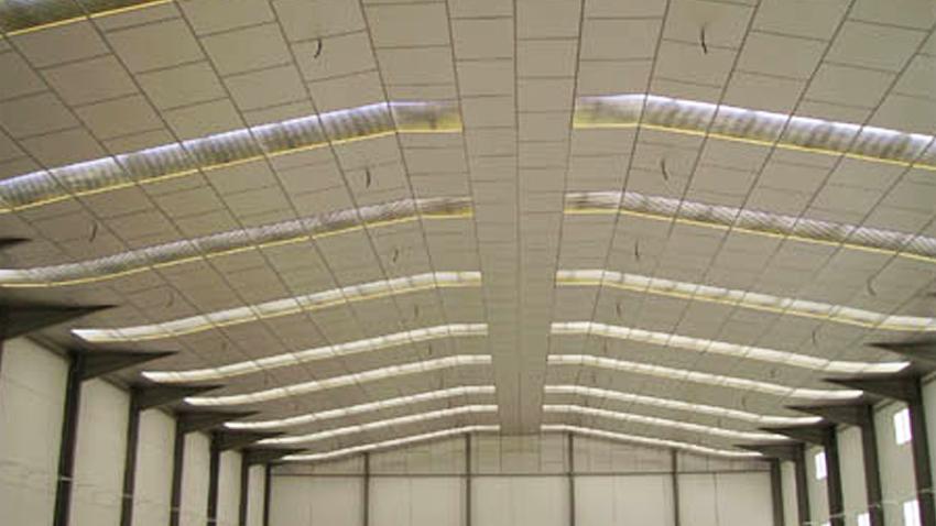 Instaladores de falsos techos industriales - Materiales para techos falsos ...