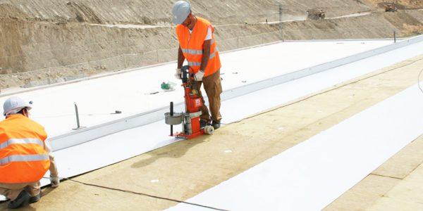 Instaladores de cubiertas Deck y cubiertas invertidas