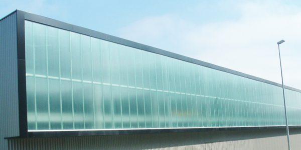 Instaladores de fachadas de policarbonato y vidrio - Suelo de policarbonato ...