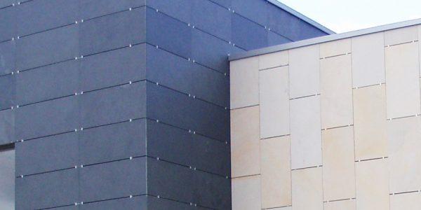 Instaladores de fachada ventilada de piedra natural
