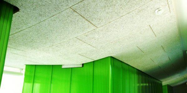 Instaladores de falsos techos de viruta de madera