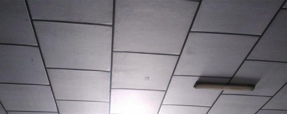 Instaladores de falsos techos industriales