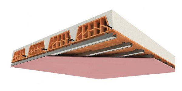 Instaladores de falsos techos resistentes al fuego