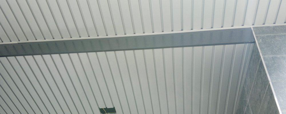 Instaladores de lamas de aluminio for Lamas aluminio techo