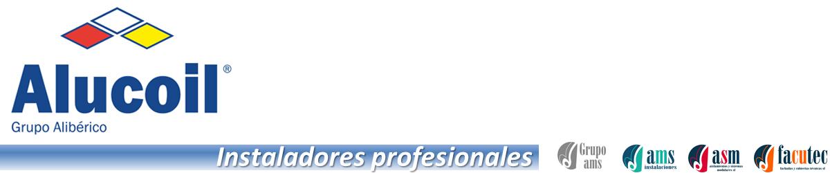 Instaladores profesionales de Alucoil en España
