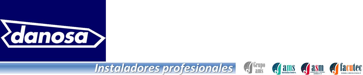 Instaladores profesionales de Danosa en España