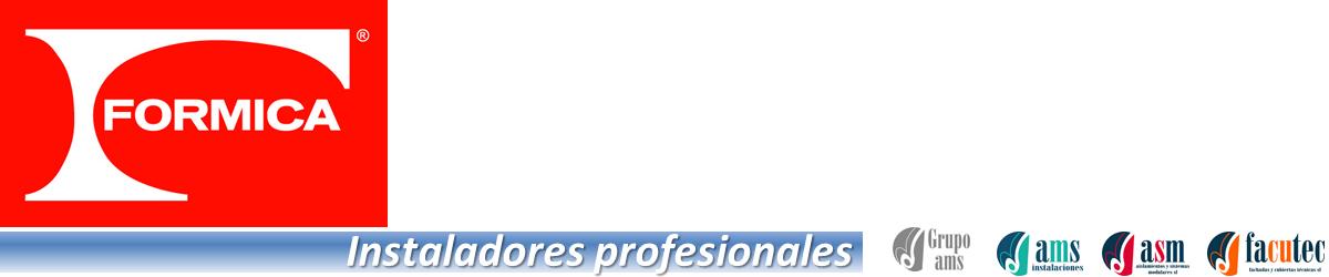 Instaladores profesionales de Formica en España
