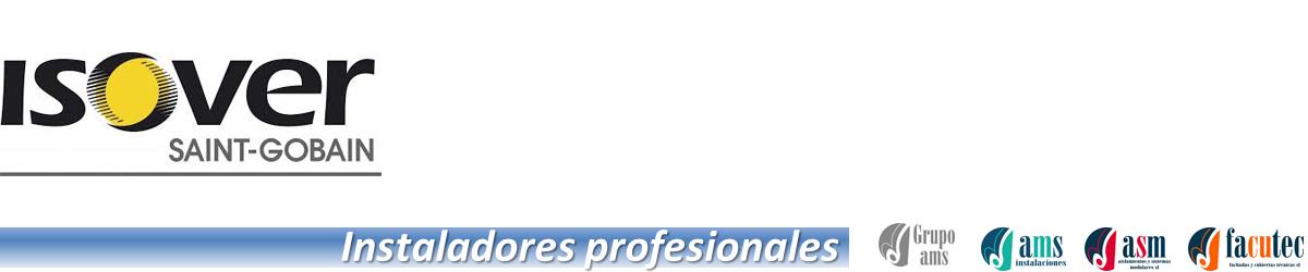 Instaladores profesionales de isover en España