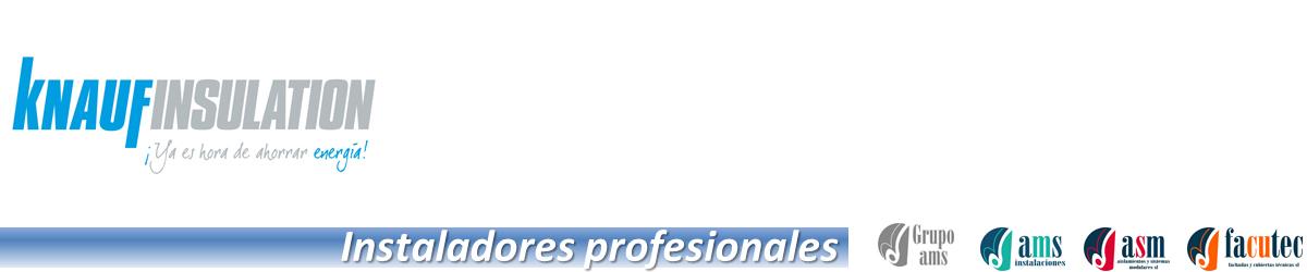 Instaladores profesionales de Knauf Insulation en España