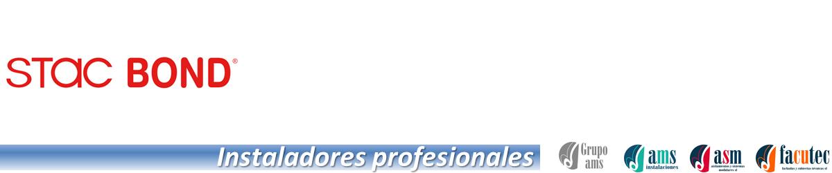 Instaladores profesionales de Stacbond en España