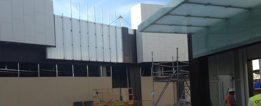 Centro Comercial Holea en Huelva