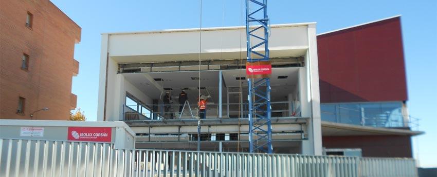 Centro de empleo de Villanueva de la Serena en Badajoz