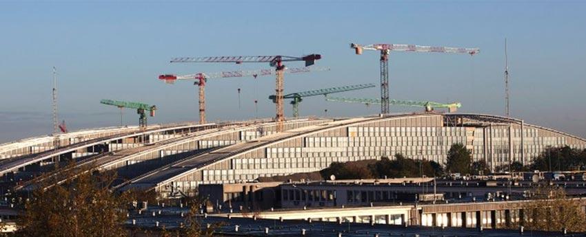 Nueva sede de la OTAN en Bruselas