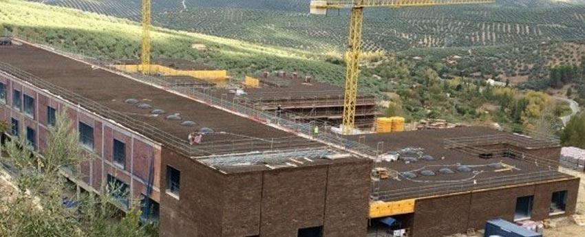 Hospital comarcal de Cazorla en Jaén