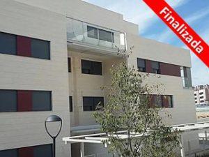 50 viviendas de lujo y garajes en Aravaca (Madrid)