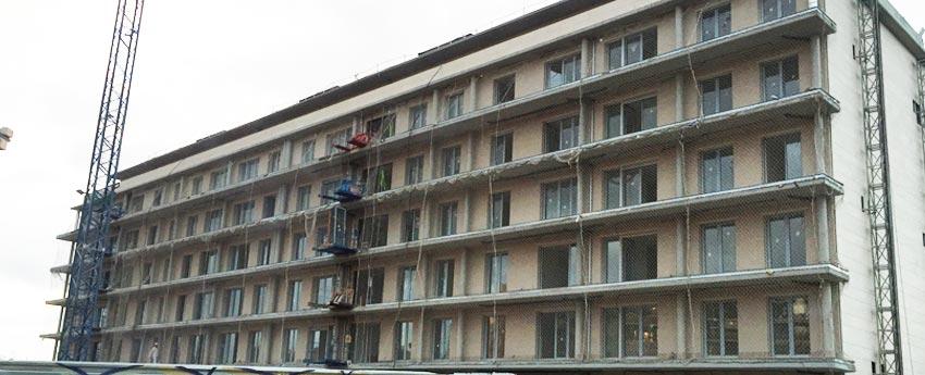 54 viviendas en Sant Adriá de Besós
