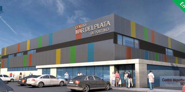 Centro deportivo Mar de Plata en Sevilla