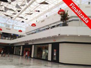 Centro comercial Serrallo Plaza en Granada
