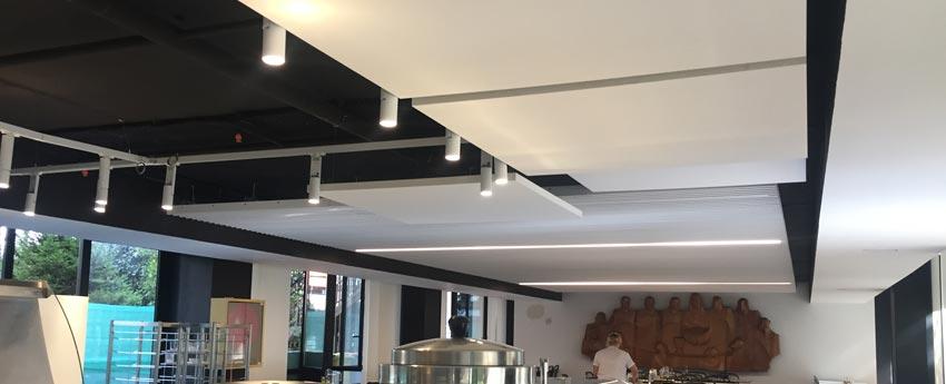 Montadores de falsos techos en Madrid