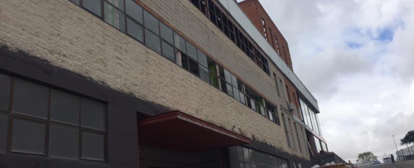 Instaladores de fachadas ventiladas en Madrid