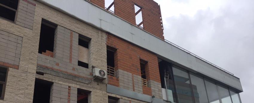 Rehabilitación energética en Madrid