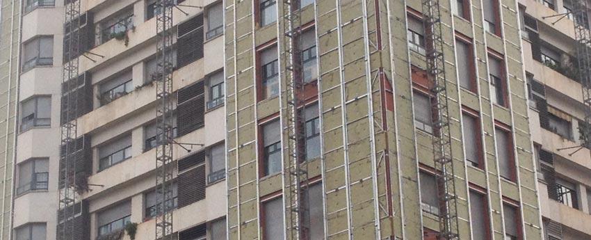 Especialistas en rehabilitación energética de viviendas en Andalucía