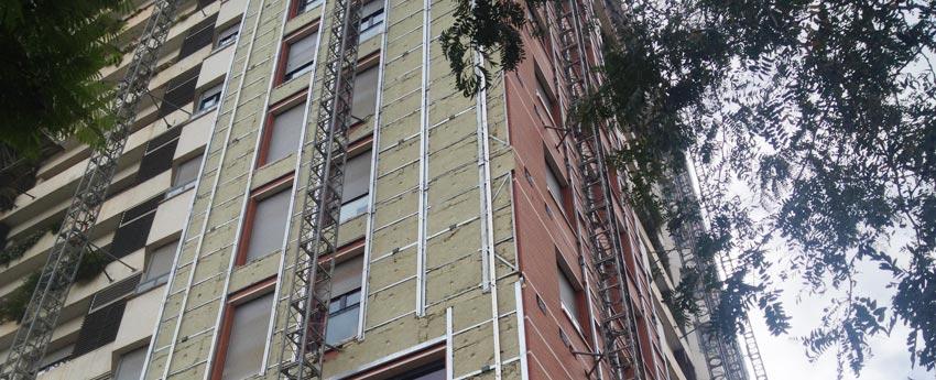 Especialistas en rehabilitación energética de viviendas