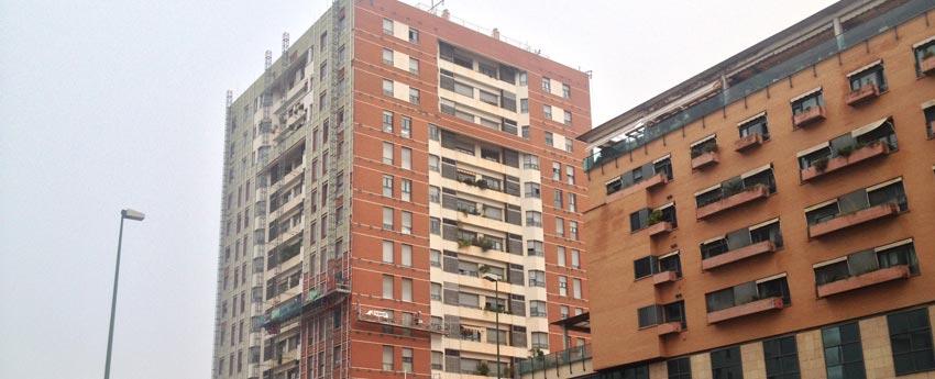 Rehabilitación energética de edificio de viviendas en Sevilla
