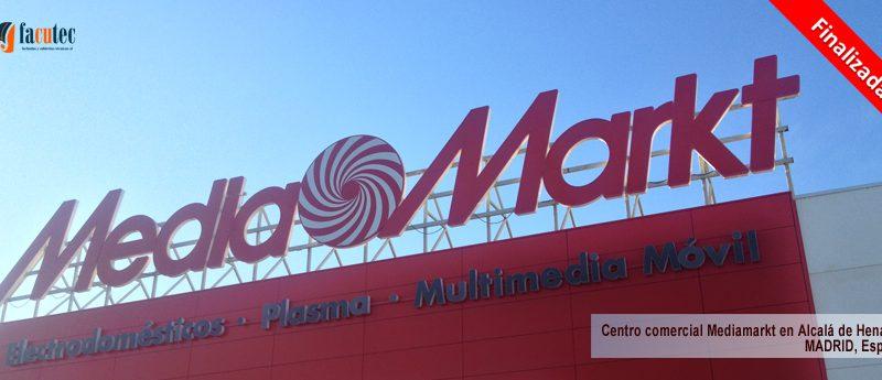 Centro comercial Mediamarkt en Alcalá de Henares