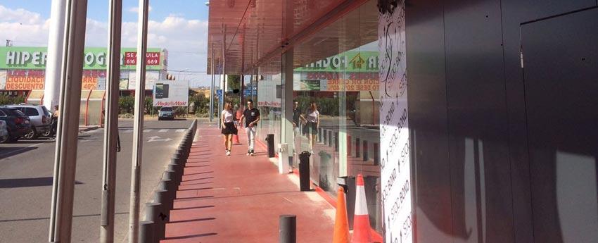 Centro comercial Mediamarkt en Alcala de Henares