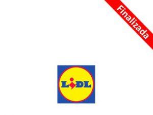 Supermercado Lidl en Ronda de Valencia de Madrid