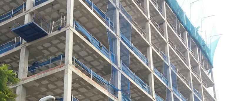 76 viviendas en Boulevard Pasteur de Málaga