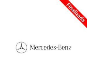 Concesionario Mercedes Benz en calle Alcalá de Madrid