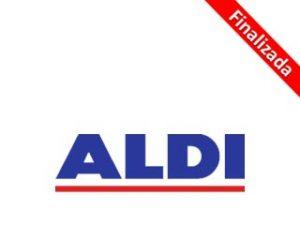 Supermercado Aldi en el Zaidin