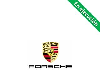 Edificio Porsche en Madrid