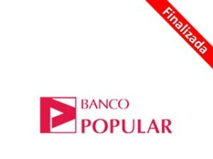 Nueva sede del banco Popular en Madrid