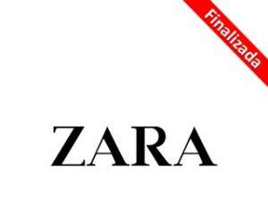Tienda Zara en C.C. Aqua Multiespacios de Valencia