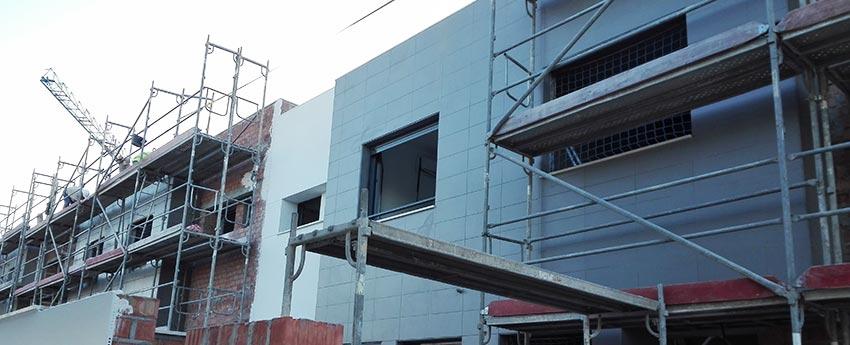 54 viviendas en Entrenucleos de Dos Hermanas