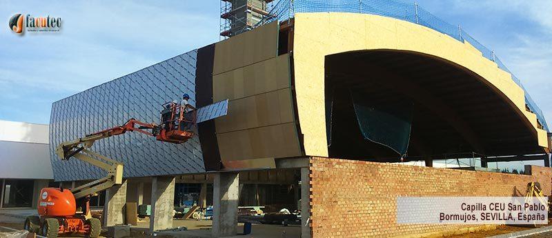 Instaladores de fachadas en Sevilla