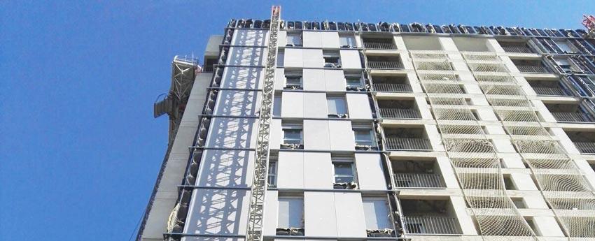 90 viviendas en Avda. Cataluña de Zaragoza